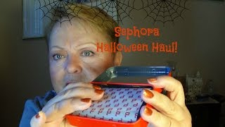 HAUL: Sephora Haul + Holiday (October 2014) Thumbnail