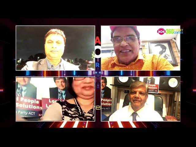 Discussion on Legislative Assembly election - Day 4 - Mohammad Munir Hussain - MLA Candidate
