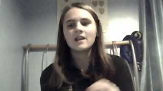 'Born To Die' by Lana Del Rey - Cover by Olivia Gordon