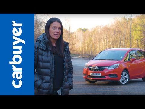 Vauxhall Zafira Tourer 2017 review (Opel Zafira Tourer) - Carbuyer