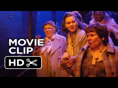 Pride Movie CLIP - Ladies Go Clubbing (2014) - Imelda Staunton,  Bill Nighy Comedy HD
