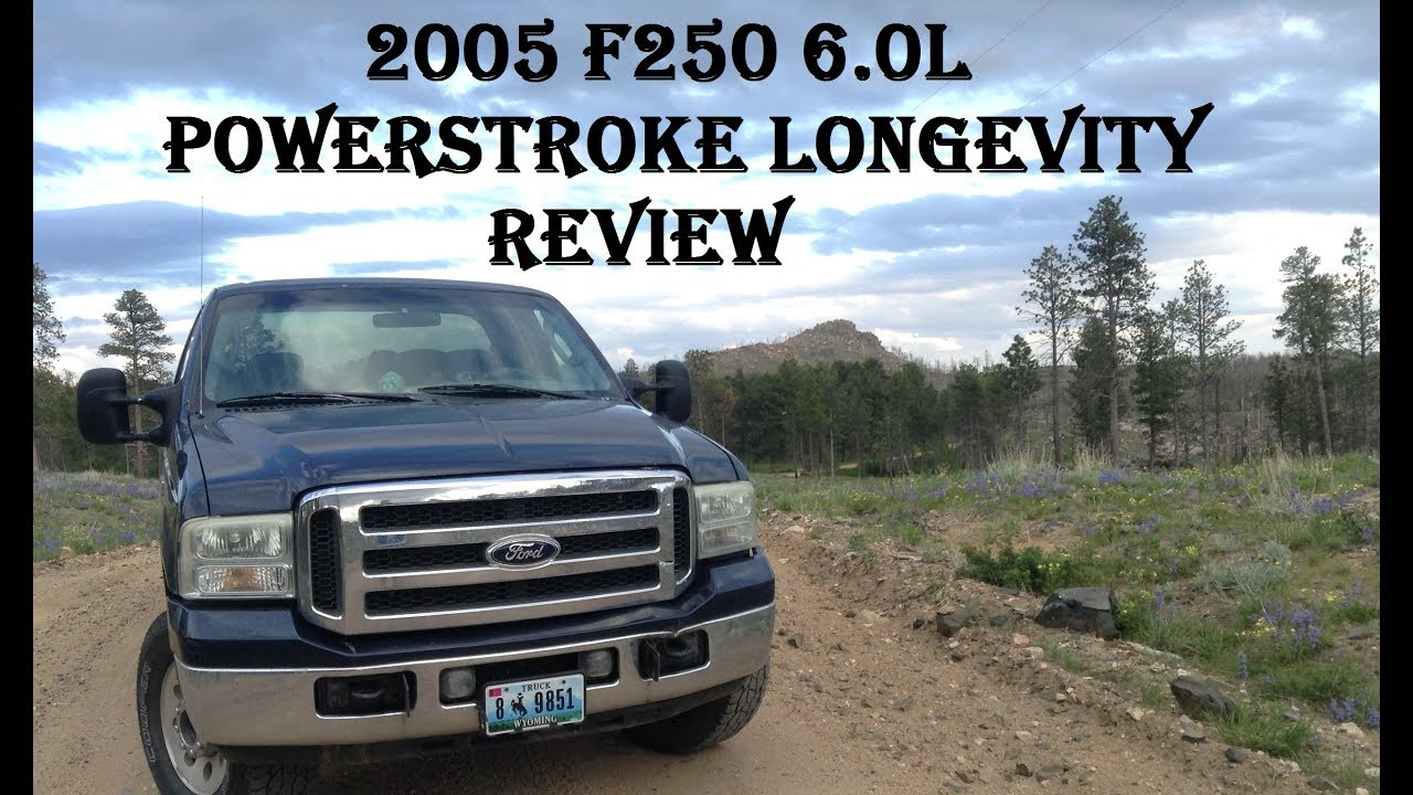 ford 2005 f250 gas mileage