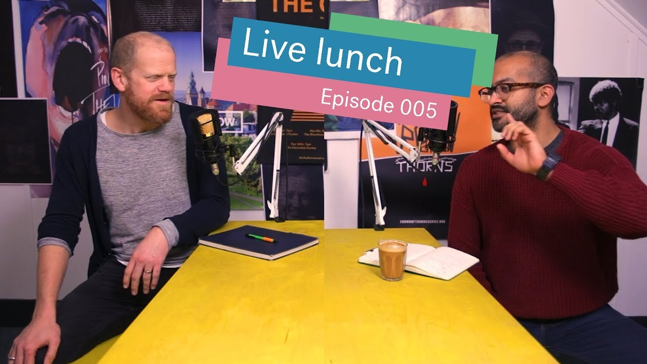 Looking Back on 2018 pt 2 | #LiveLunch Episode 5 Cover Image