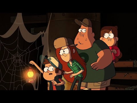 Gravity Falls - 1ª Temporada - Episódio 06 - Dipper vs Masculinidade