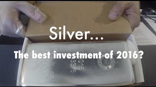 Silver, The Best Investment of 2016?
