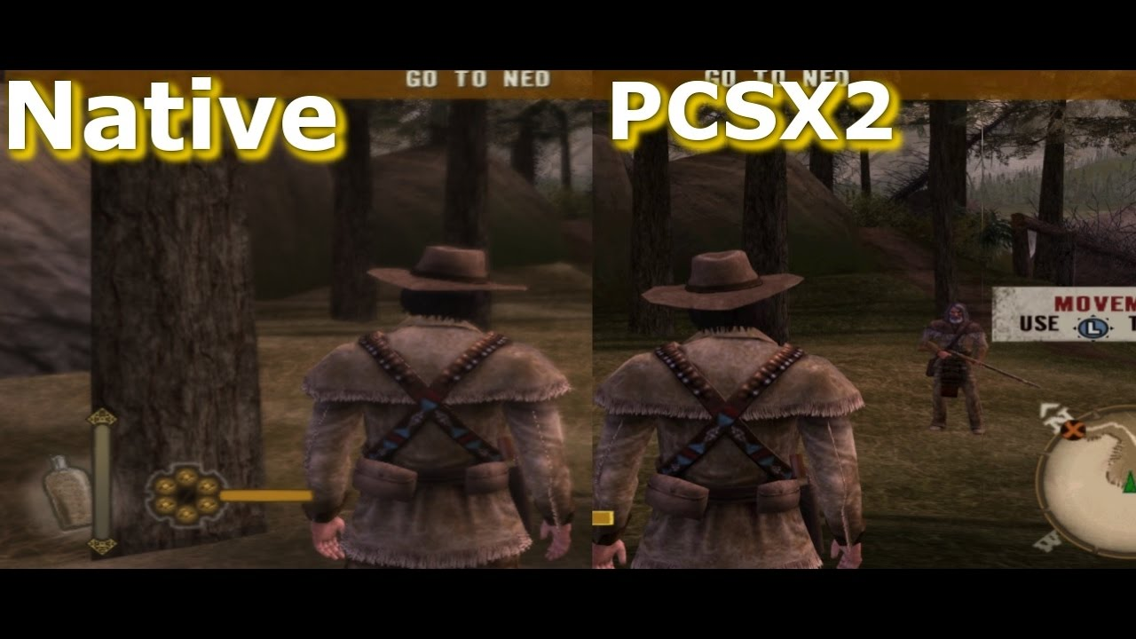 [PS2 Emulator]-PCSX2 1 5 0-OpenGL Gun #1