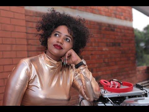 PIERRA  MAKENA: Mama Anayejikimu Kwa Kuwa DJ