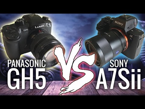 Panasonic GH5 vs. Sony A7s ii Review