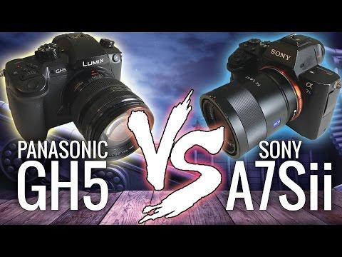 Panasonic GH5 vs. Sony A7s ii Review