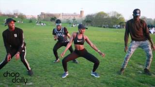 Wande Coal x DJ Tunez - Iskaba (Dance Video) | @itsjustnife Choreography | Afro Beats | Chop Daily