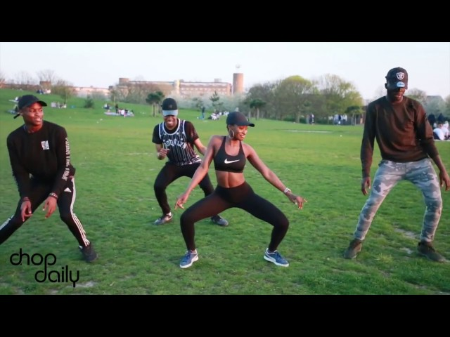 Afrobeats Dance Video