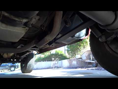 Frame Detail Paint & Fix ups Under car how to easy Method Video Review