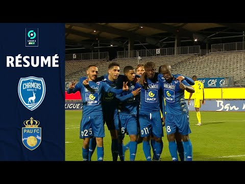 Niort Pau Goals And Highlights