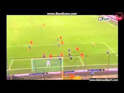 Goal Filip Novak ~Club Brugge 0-3 FC Midtjylland~