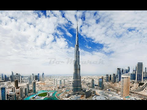 معلومات مزهلة عن برج خليفة Youtube