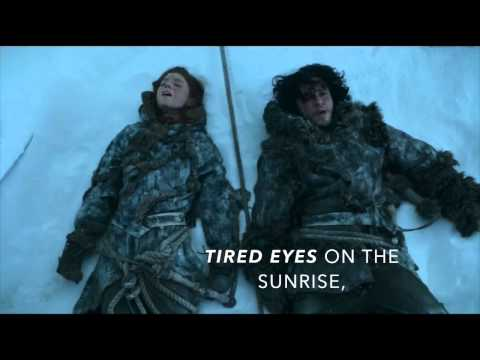 Game of Thrones (The Battle of Evermore- Led Zeppelin)