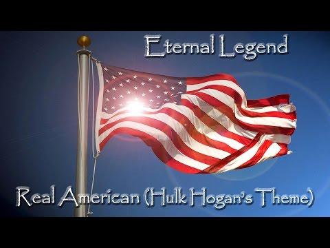 Metal Up Your Hogan   an OST OVERHAUL - Hulk's Real American (Instrumental)