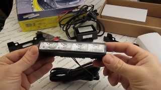видео Обзор рынка DRL – LED дневные ходовые огни