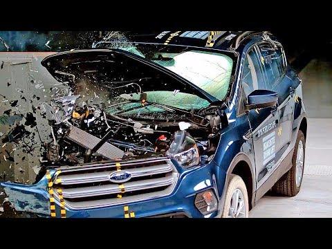 Ford Escape (2018) Bad Result to Crash Test
