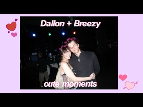 breezy and dallon weekes cute moments Mp3