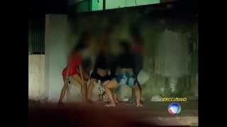 AMAPÁ - CAP 03 - Infância Roubada  flagrantes mostram a prostituição infantil no Amapá