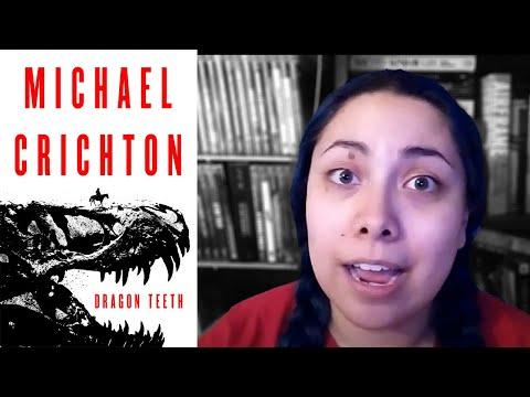 Book   Dragon Teeth by Michael Crichton