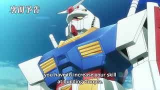 Gundam Build Divers Episode 15