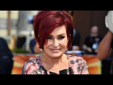 Sharon Osbourne rocks dramatic white hair transformation - CNN