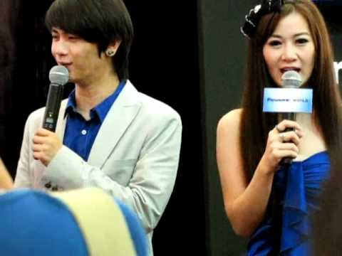 ปั๊ม@Panasonic World 5-06-2011- Meet&Greet