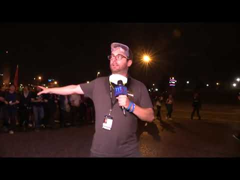 Reporter Jordan Chariton of TYT arrested with protestors at St. Louis Police Brutality Protests