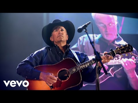 George Strait - Living For The Night