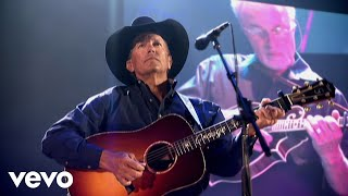 Watch George Strait Living For The Night video