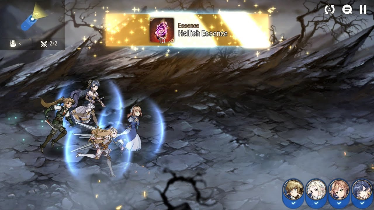 Ultimate [Epic Seven] Re-roll Guide for Beginners – Epic Seven Wiki