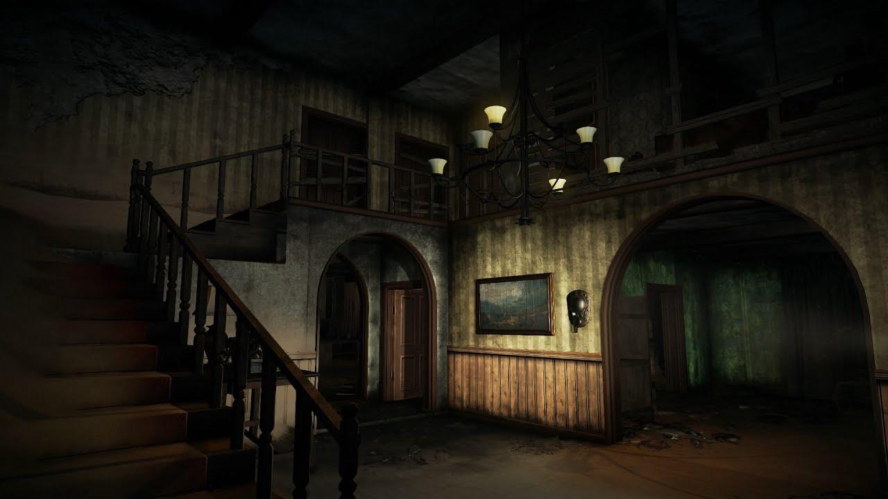 How To Make A Room Creepy