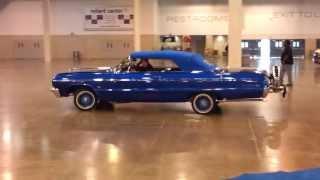 Blue Oil 1964 SS Rag Impala