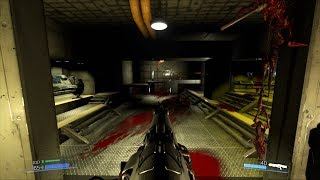 [DOOM SnapMap] Quake The Slipgate Complex - All Secrets Playthrough