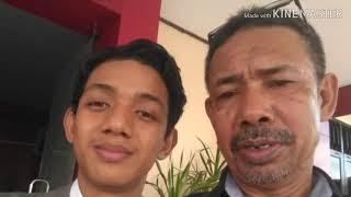 Muhammad Iqbal Alumni Smkn 3.  Lolos  Audisi Lida 2  Di Makassar.