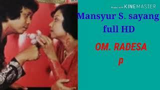 Download Lagu Mansyur s -  Sayang  (setereo full HD) mp3