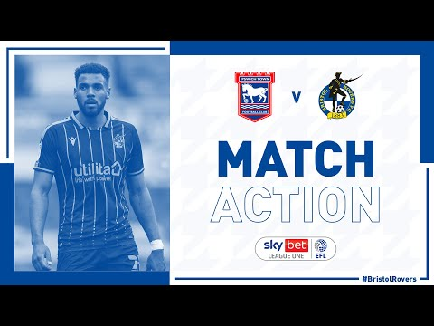 Ipswich Bristol Rovers Goals And Highlights