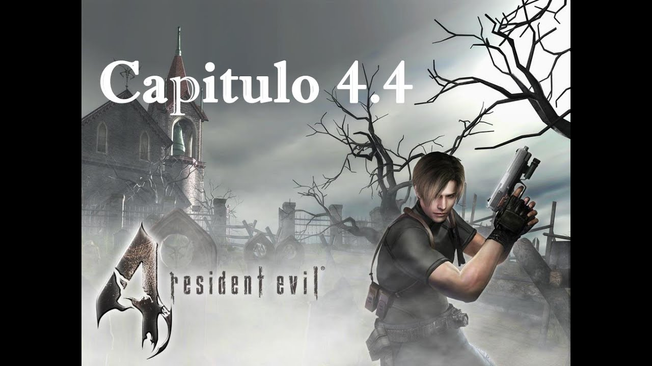 Resident Evil 4 Capitulo 4 4 Full Hd Youtube