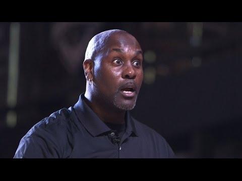 NBA Legends CRAZY Reactions