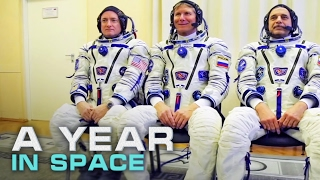 Let's Go! One-Year Mission: A Year in Space - Episode 1 @ Science