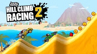 Hill Climb Racing 2  #49 (Android Gameplay ) Friction Games