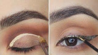 15 Amazing Eyeliner Tutorials & New Eye Makeup Ideas December 2018