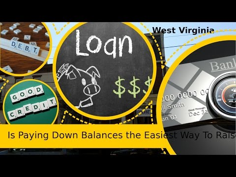 Better Qualified|Credit Report|West Virginia|Easiest Way to Raise Credit Score