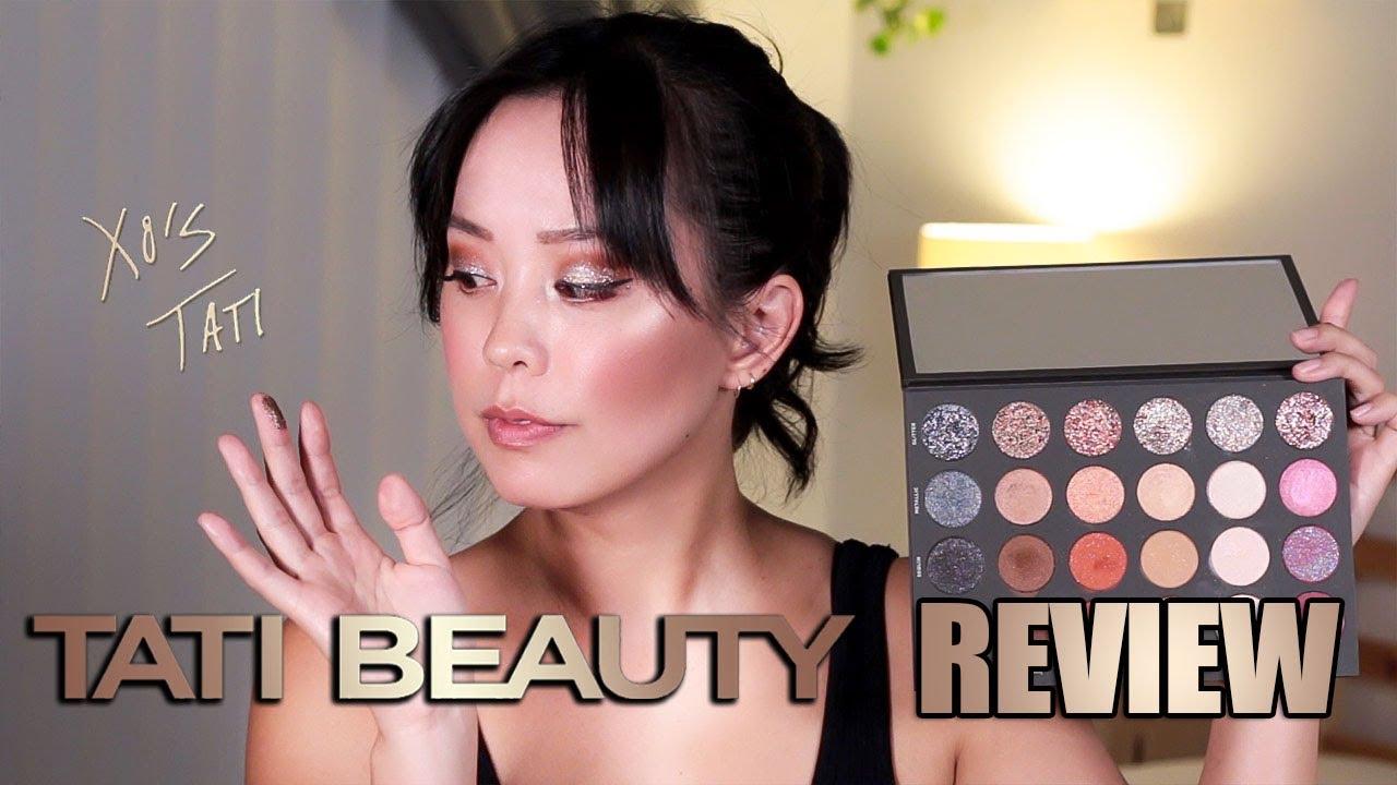 tati beauty eyeshadow palette