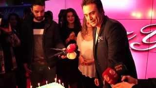 Beyaz Yalan Gala Gecesinde Kutsi ye Doğum Günü Sürprizi