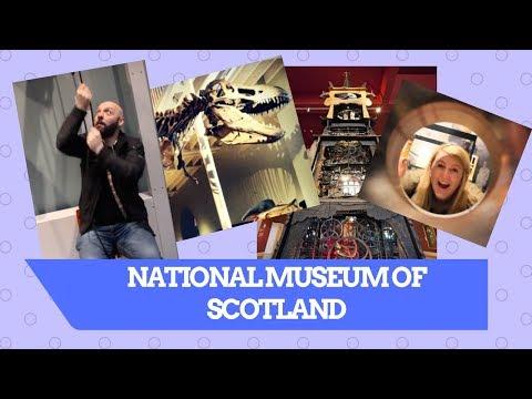 A trip to the National Museum of Scotland   Edinburgh tours