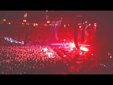 LAMB OF GOD live at Manchester Arena 9th Nov 2018
