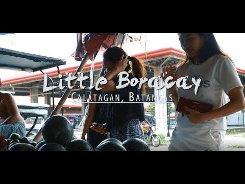 Little Boracay, Calatagan Batangas